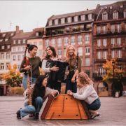 Musiques Éclatées 2020 concert 7 : Ensemble Intercolor