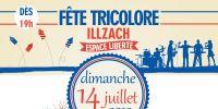 14 juillet - fete tricolore a illzach