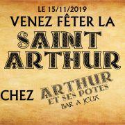 La Saint Arthur (et ses potes) x Les RandoJoueurs