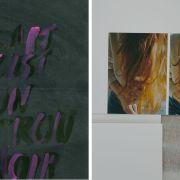 L\'art c\'est un trou noir. Julia Schmutz / Tes yeux tristes dans mes cheveux, le soir. Bénédicte Lacorre