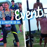 Summer event by Crossfit Leopards