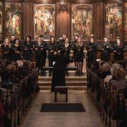 Jesu, meine Freude : baroque allemand