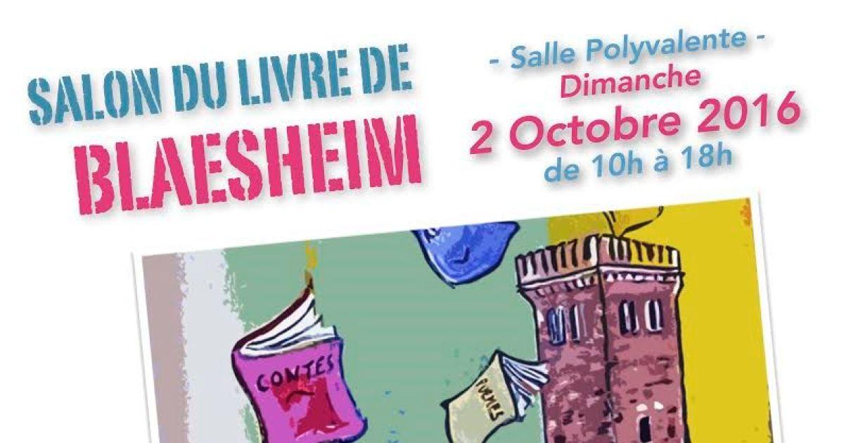 Salon du livre de blaesheim for Salon du livre de pau