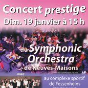Concert Prestige du Symphonic Orchestra