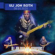 Uli Jon Roth - Interstellar Sky Guitar World Tour