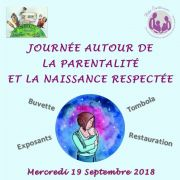Journée autour de la parentalité et la naissance respectée