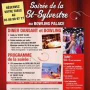 Réveillon de la Saint Sylvestre 2018-2019 à Erstein - Bowling palace