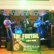 "Concert Rock ""The Foxtail Cover Band"""