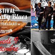 Mon Baby Blues Festival : Jesus Volt + Thomas Ford