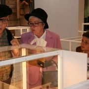 Visite théâtralisée du Musée du Bagage de Haguenau