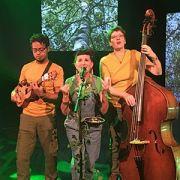 Tartine Reverdy : Dans les Bois