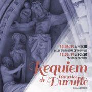 Concert Requiem Op. 9 de Maurice Duruflé