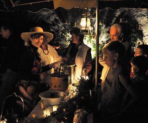 Nuit des Musées et des Mystères au Parc de Wesserling