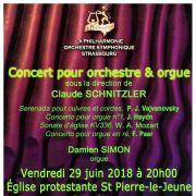 La Philharmonie : Concert d\'orgue