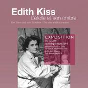 Exposition Edith Kiss, L\'étoile et son ombre