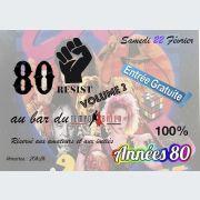80\'s Resist, le VRI retour aux années 80