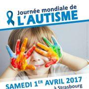 Journée Mondiale de l\'Autisme à Strasbourg