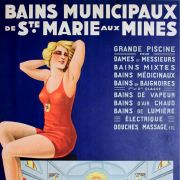 Les bains municipaux de Sainte-Marie-aux-Mines