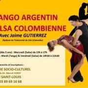 Danses Latines - Salsa et Tango