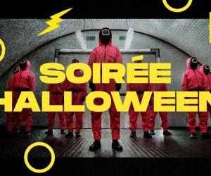 Halloween x Squid Game