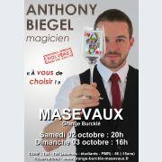 Anthony le Magicien - A vous de Choisir