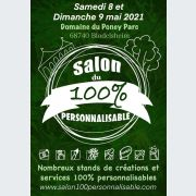 Salon du 100% personnalisable