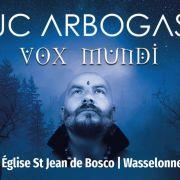 Luc Arbogast // Eglise Saint Jean de Bosco à Wasselonne