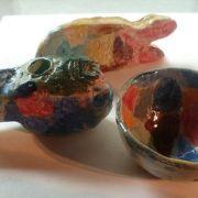 Atelier terre et poterie pour enfants