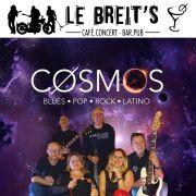 Groupe Cosmos au Breit\'s Bar