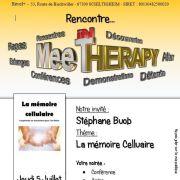 MeetInTherapy, Découvrez le Thérapies Alternatives...