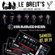 Hammstein tribute Rammstein