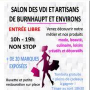 Salon des VDI et Artisans de Burnhaupt et environs