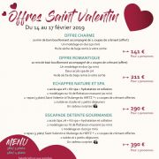 Saint Valentin au Hirtz