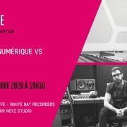 Webinaire | Le studio numérique VS analogique