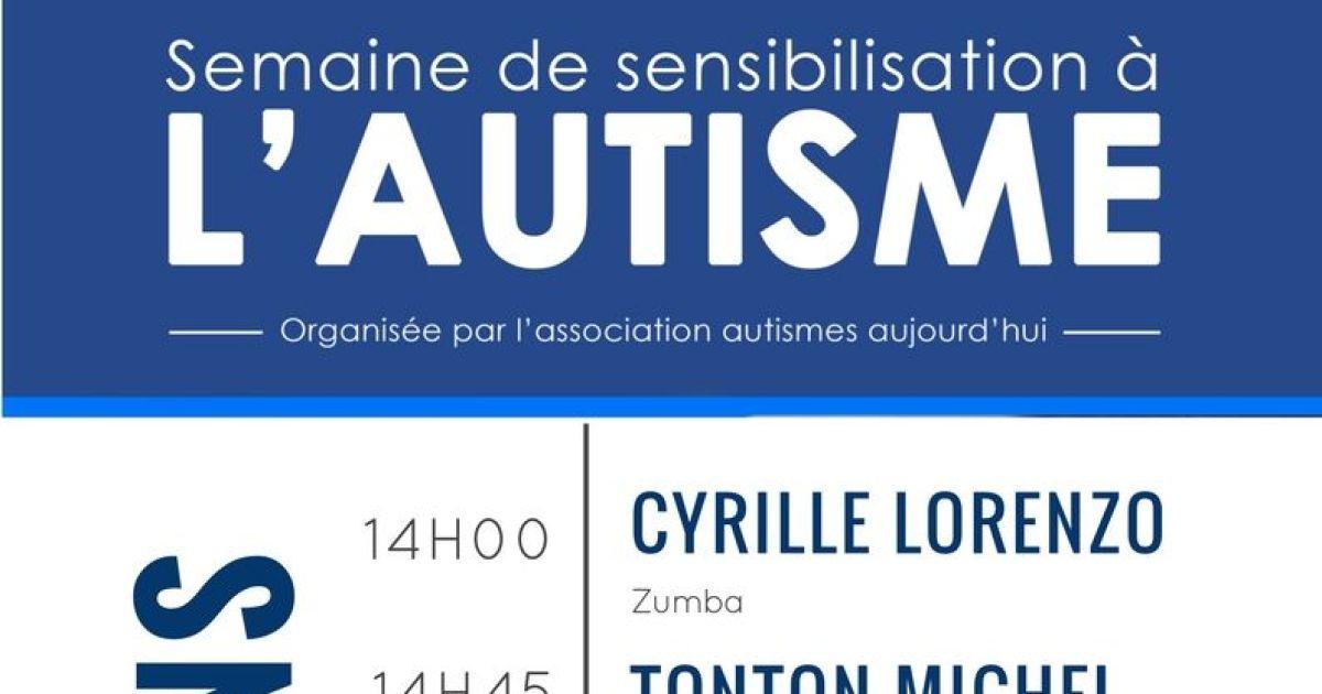 Journ e de sensibilisation l 39 autisme strasbourg - Centre commercial rivetoile strasbourg ...