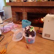 Au fil des ateliers : cours de couture