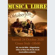 Concert Música Libre Oktoberfest