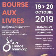 Bourse aux livres à Mulhouse