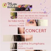 Concert de l\'Orchestre Baroque de Riedisheim