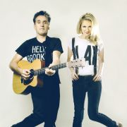 I Folk Duo en concert au Café Brant