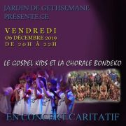 Gospel Kids à Strasbourg