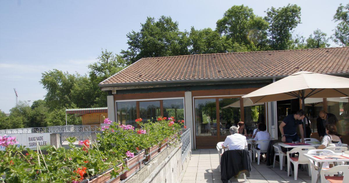 Restaurant Le Baggersee Strasbourg
