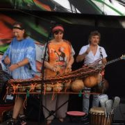Les musiciens de l\'Harmonie + Les Balafondus