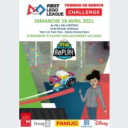 First Lego League Alsace