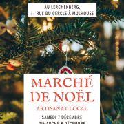 Marché de Noël du Lerchenberg à Mulhouse-Dornach