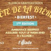 Fête de la Bière à Illkirch-Graffenstaden