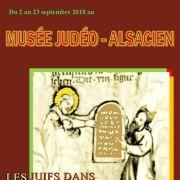 Les juifs dans l\'Alsace médiévale
