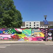 Visite guidée autour du Street Art