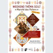 Weekend Théma Scilt : Marché des Potiers