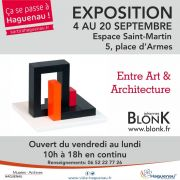 BlonK - Entre Art & Architecture